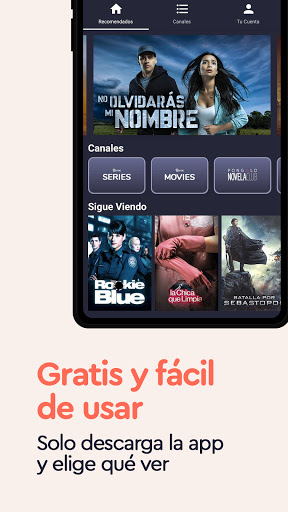 VIX - CINE. TV. GRATIS. apktram screenshots 9