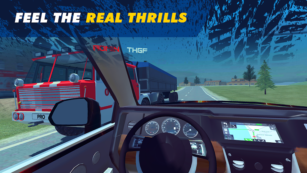 Offroad Simulator Online: 8x8 & 4x4 off road rally  poster 6