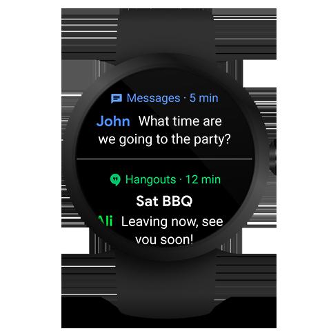 Wear OS by Google (dulunya Android Wear)
