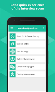 Learn Software Testing-Interview questions & quiz