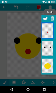 Pocket Paint: draw and edit! 2.7.4