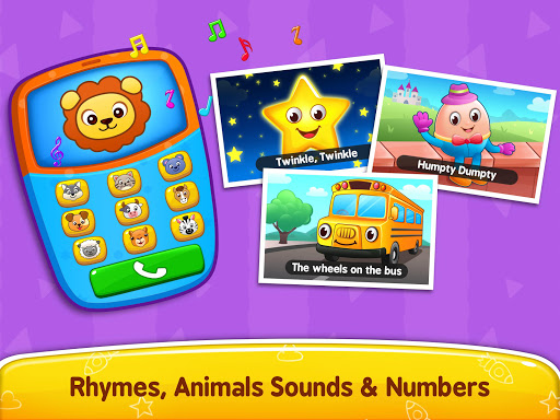 Baby Games - Piano, Baby Phone, First Words 1.3.0 screenshots 8