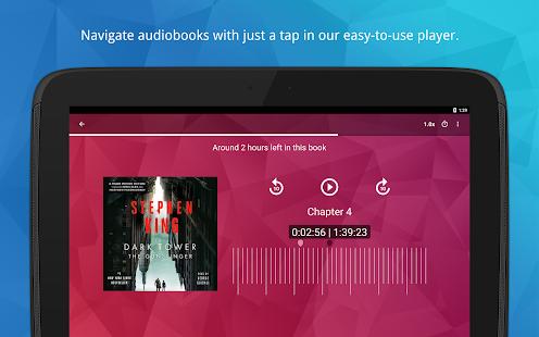 Kobo Books - eBooks & Audiobooks screenshots 10