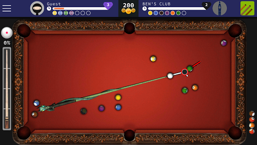8 Ball Saga - Offline Pool Game screenshots 2