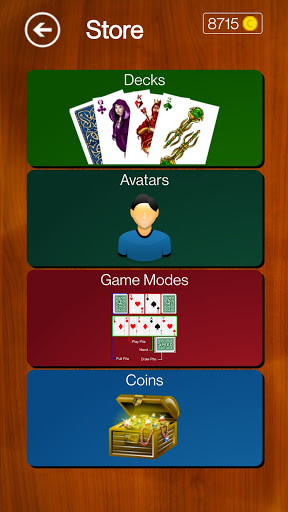 Speed Card Game (Spit Slam) apkpoly screenshots 14