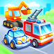 Car games for kids ~ toddlers game for 3 year olds - Androidアプリ