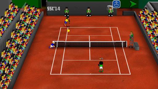 Tennis Champs Returns 3.5.1 screenshots 1