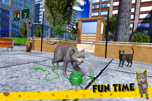 Cat Family Simulator: Stray Cute Kitty Game 10.1 screenshots 10