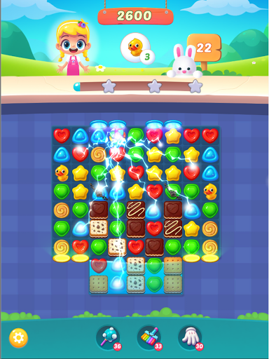 Candy Bomb:Match 3 1.2.3 screenshots 12