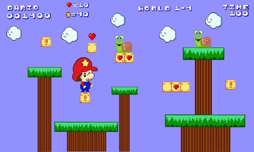 Super Dario World 2 - Jungle Boy Adventure 2020 1.1.13 screenshots 3