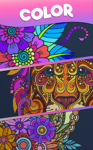 Color Stories - color journey, paint art gallery screenshots 14