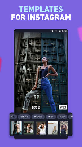 Foto do Instories: insta story collage maker & edit video