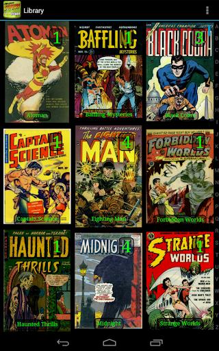 Challenger Comics Viewer 3.00.19.arm64-v8a Screenshots 10