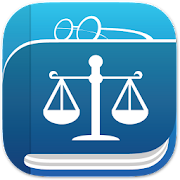 App Icon for Legal Dictionary by Farlex App in France Google Play Store