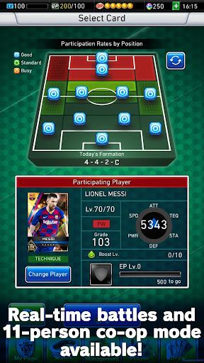 PES CARD COLLECTION modavailable screenshots 4