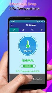 CPU-ZX : Speed Booster, Cooler master, System Info