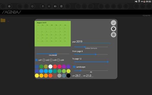 Ink&Paper Handwrite PDF Notes Trial apktram screenshots 12