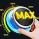 ボリュームブースター - 音量最大アップ、スピーカー&ボリューム&通話音量コントロール
