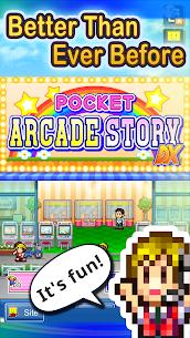 Pocket Arcade Story DX Mod Apk 1.0.9 (Unlimited G Coins/Items) 5