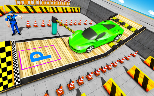 Furious Car Parking-Car Driving & Parking Game  screenshots 3
