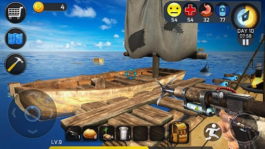 Ocean Survival MOD APK 2.0.2 (Unlimited Money) 6