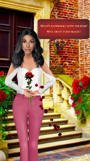 Magic Red Rose Story -  Love Romance Games 1.21-googleplay screenshots 2