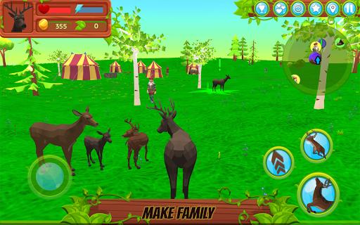 Deer Simulator - Animal Family 1.167 Screenshots 3