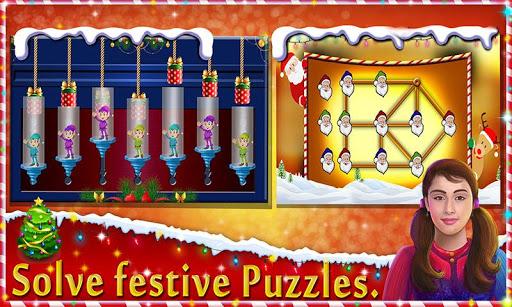 Room Escape Game - Christmas Holidays 2020 apkpoly screenshots 14