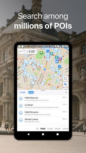 Guru Maps - Offline Maps & Navigation 4.6.3 Screenshots 4
