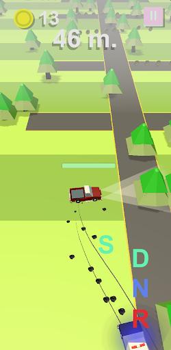 Code Triche Drift 'n Run (Astuce) APK MOD screenshots 5