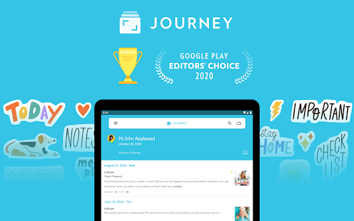 Journey: Diary, Journal Screenshot