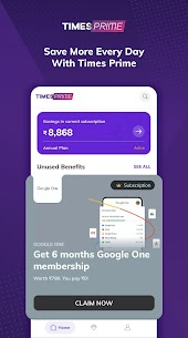 Times Prime: Subscriptions, Benefits & Offers App 1.14.1 MOD for Android 1