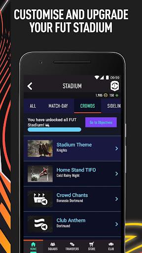 EA SPORTSu2122 FIFA 21 Companion 21.2.0.188830 screenshots 2