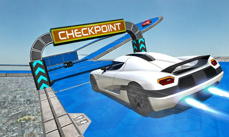 Ramp Car Gear Racing 3D: New Car Game 2021 screenshot 4