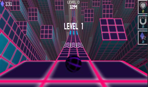 Going Balls Neon  screenshots 1