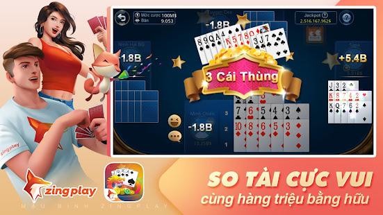 Poker VN - Mu1eadu Binh u2013 Binh Xu1eadp Xu00e1m - ZingPlay 5.16 Screenshots 2