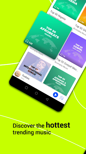 Boomplay:Stream & Download Trending Music for Free 5.8.24 Screenshots 2
