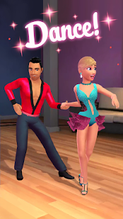 Dancing With The Stars Screenshot