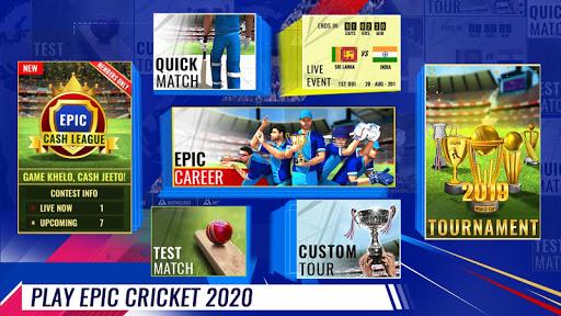 Epic Cricket - Realistic Cricket Simulator 3D Game 2.89 Screenshots 15