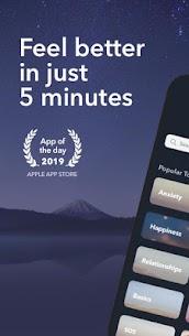 Simple Habit: Meditation, Sleep Mod Apk (Premium Features Unlocked) 1
