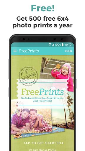 FreePrints - Free Photos Delivered  screenshots 1