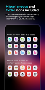 Selene Icon Pack APK (PAID) Download Latest Version 5