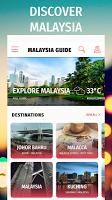 screenshot of ✈ Malaysia Travel Guide Offline