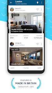 SpareRoom UK — Flatmate, Room & Property Finder 2.27.2530-uk