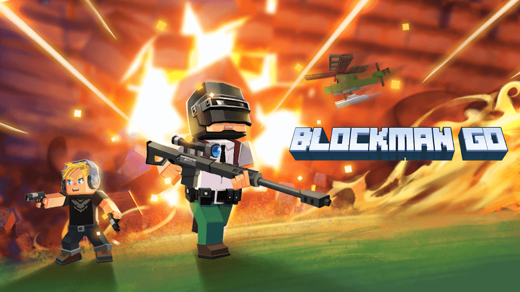 Blockman Go  poster 13