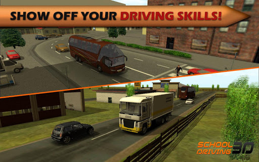 School Driving 3D 2.1 screenshots 13