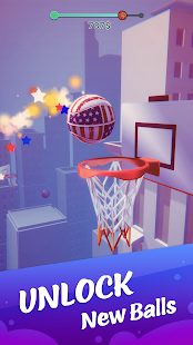 Color Dunk 3D Screenshot