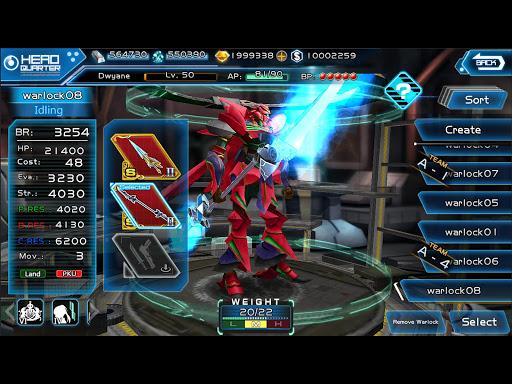 Robot Tactics: Real Time Robots War  screenshots 16