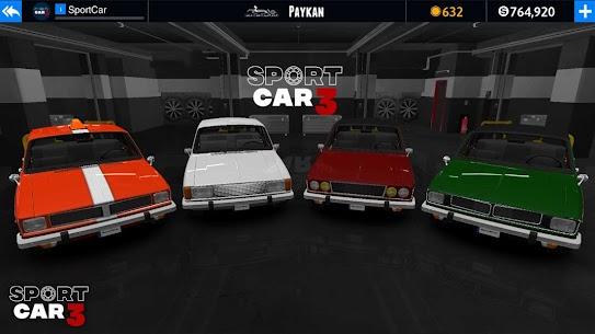 Sport car 3 Hileli Apk Güncel 2021** 2