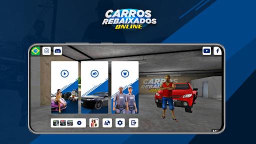 Carros Rebaixados Online 3.6.18 screenshots 1